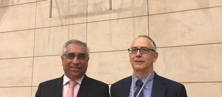 La Cátedra de Servicios de Inteligencia en el Foro Internacional de Supervisión de la Inteligencia 2018 (Malta, La Valetta)